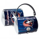 Columbus Blue Jackets Littlearth Super Cyclone Purse Bag Hockey Gift