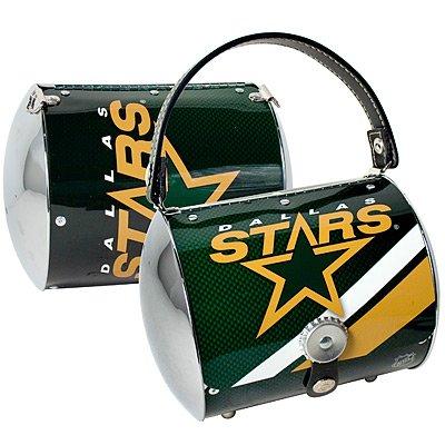 Dallas Stars Littlearth Super Cyclone Purse Bag Hockey Gift