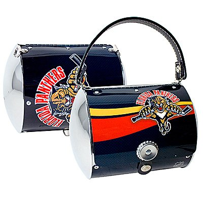 Florida Panthers Littlearth Super Cyclone Purse Bag Hockey Gift