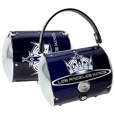 Los Angeles Kings Littlearth Super Cyclone Purse Bag Hockey Gift