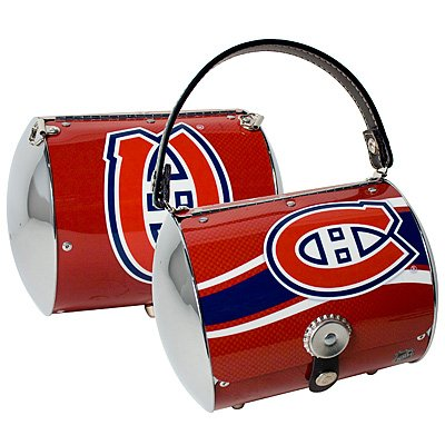 Montreal Canadiens Littlearth Super Cyclone Purse Bag Hockey Gift IN STOCK