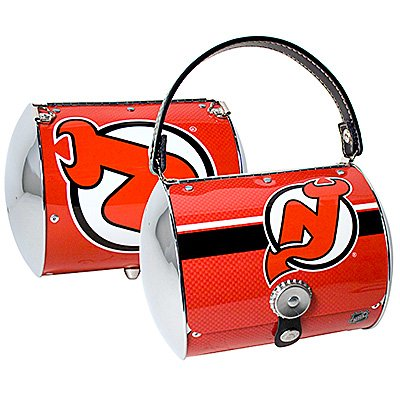 New Jersey Devils Littlearth Super Cyclone Purse Bag Hockey Gift