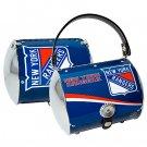 New York Rangers Littlearth Super Cyclone Purse Bag Hockey