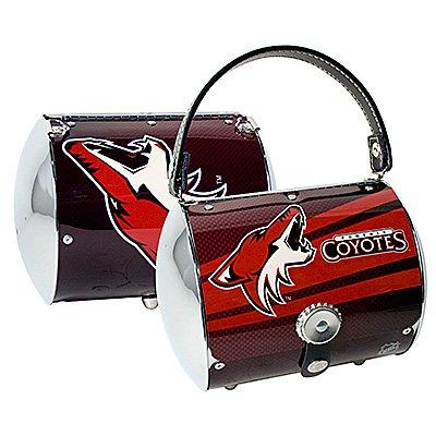 Phoenix Coyotes Littlearth Super Cyclone Purse Bag Hockey Gift