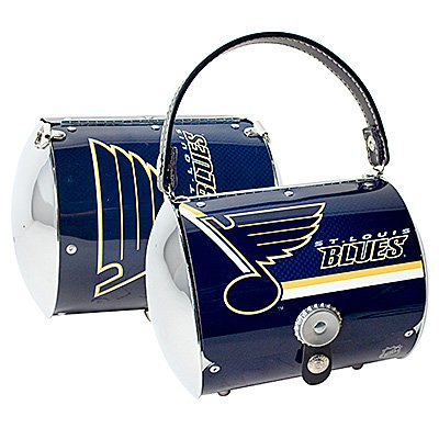 St. Louis Blues Littlearth Super Cyclone Purse Bag Hockey Gift