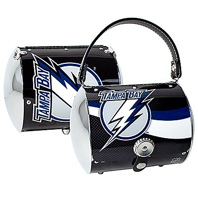 Tampa Bay Lightning Littlearth Super Cyclone Purse Bag Hockey Gift