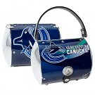 Vancouver Canucks Littlearth Super Cyclone Purse Bag Hockey Gift