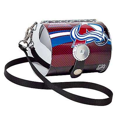 Colorado Avalanche Littlearth Petite Purse Bag Hockey Gift
