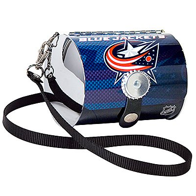Columbus Blue Jackets Littlearth Petite Purse Bag Hockey Gift