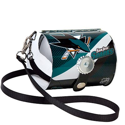 San Jose Sharks Littlearth Petite Purse Bag Hockey Gift