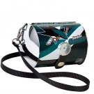 San Jose Sharks Littlearth Petite Purse Bag Hockey Gift