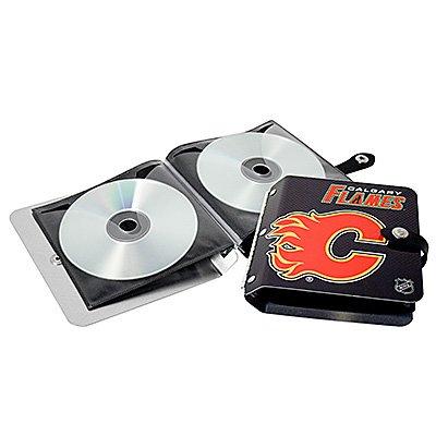 Calgary Flames Littlearth Rock-n-Road CD DVD Holder Gift