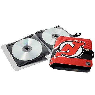 New Jersey Devils Littlearth Rock-n-Road CD DVD Holder Gift