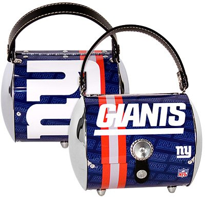 New York Giants Littlearth Super Cyclone Purse Bag Gift
