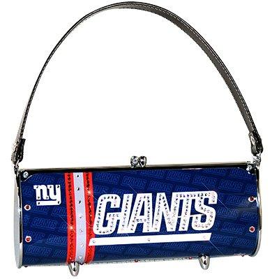 New York Giants Littlearth Fender Flair Purse Bag Swarovski Crystals Gift