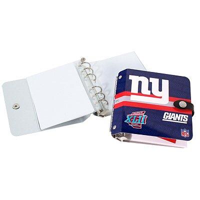 New York Giants Super Bowl XLII Littlearth Road O'Foto Photo Album Holder Gift