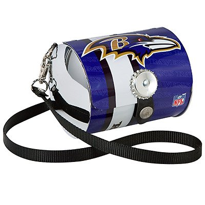 Baltimore Ravens Littlearth Petite Purse Bag Gift