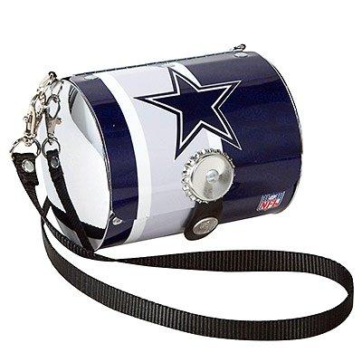 Dallas Cowboys Littlearth Petite Purse Bag Gift