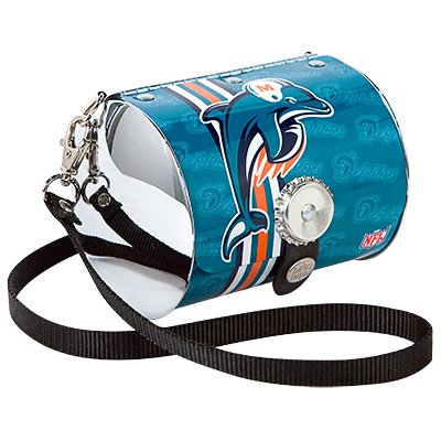 Miami Dolphins Littlearth Petite Purse Bag Gift