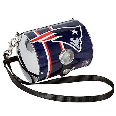 New England Patriots Littlearth Petite Purse Bag Gift