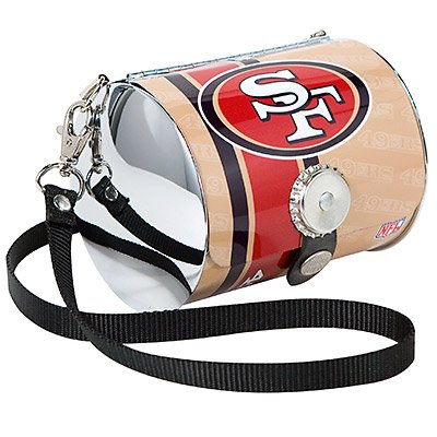 San Francisco 49ers Littlearth Petite Purse Bag Gift
