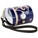 St. Louis Rams Littlearth Petite Purse Bag Gift