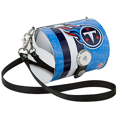 Tennessee Titans Littlearth Petite Purse Bag Gift
