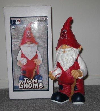 Los Angeles Angels Baseball Garden Gnome Figure Indoor/Outdoor Gift