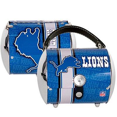 Detroit Lions Littlearth Super Cyclone Purse Bag Gift