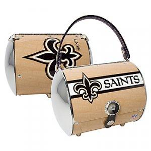 New Orleans Saints Littlearth Super Cyclone Purse Bag Gift