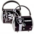 Oakland Raiders Littlearth Super Cyclone Purse Bag Gift