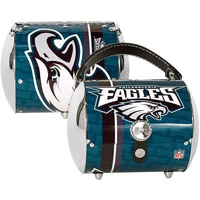 Philadelphia Eagles Littlearth Super Cyclone Purse Bag Gift