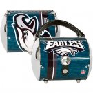 Philadelphia Eagles Littlearth Super Cyclone Purse Bag Gift