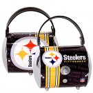 Pittsburgh Steelers Littlearth Super Cyclone Purse Bag Gift