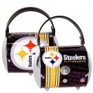 Pittsburgh Steelers Littlearth Super Cyclone Purse Bag Gift