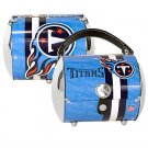 Tennessee Titans Littlearth Super Cyclone Purse Bag Gift