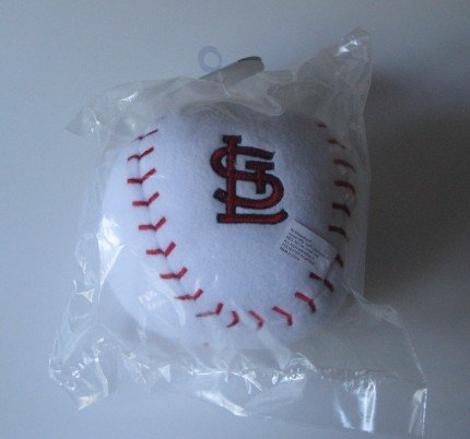 St. Louis Cardinals Baby Team Ball Plush Baseball Toy Gift