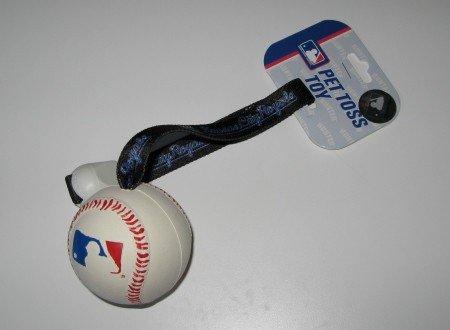 Kansas City Royals Pet Dog Baseball Ball Toss Tug Toy Gift