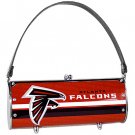 Atlanta Falcons Littlearth Fender License Plate Purse Bag Gift