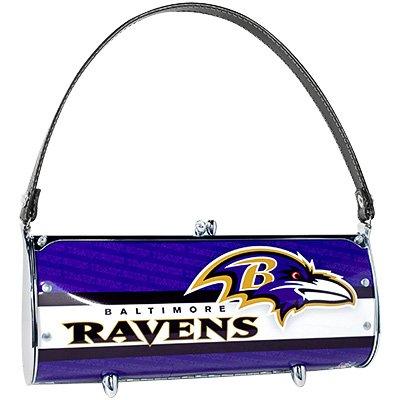 Baltimore Ravens Littlearth Fender License Plate Purse Bag Gift