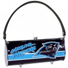 Carolina Panthers Littlearth Fender License Plate Purse Bag Gift