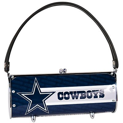 Dallas Cowboys Littlearth Fender License Plate Purse Bag Gift