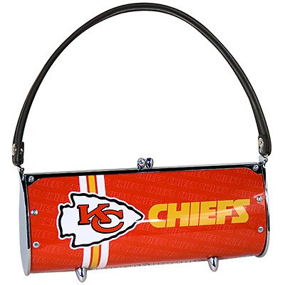 Kansas City Chiefs Littlearth Fender License Plate Purse Bag Gift