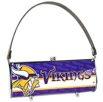 Minnesota Vikings Littlearth Fender License Plate Purse Bag Gift