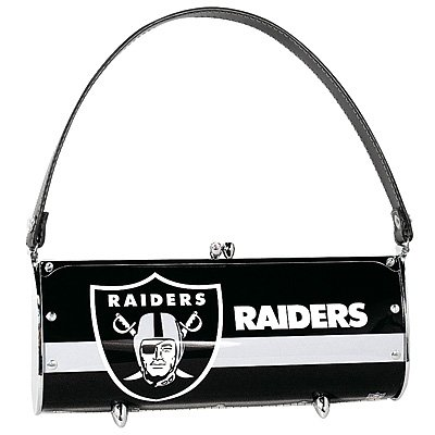 Oakland Raiders Littlearth Fender License Plate Purse Bag Gift