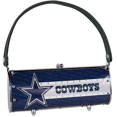 Dallas Cowboys Littlearth Fender Flair Purse Bag Swarovski Crystals Gift