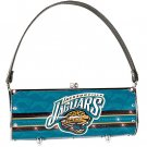 Jacksonville Jaguars Littlearth Fender Flair Purse Bag Swarovski Crystals Gift