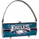 Philadelphia Eagles Littlearth Fender Flair Purse Bag Swarovski Crystals Gift
