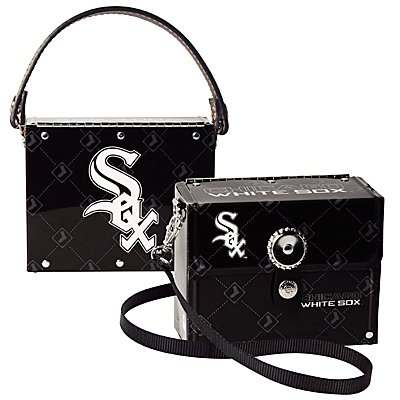 Chicago White Sox Littlearth Fanatic License Plate Purse Bag Gift