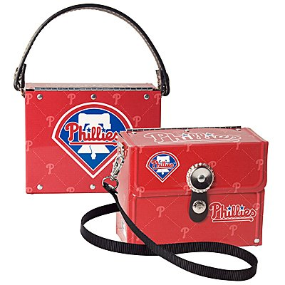 Philadelphia Phillies Littlearth Fanatic License Plate Purse Bag Gift